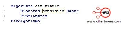 Función mientras – Programación 0