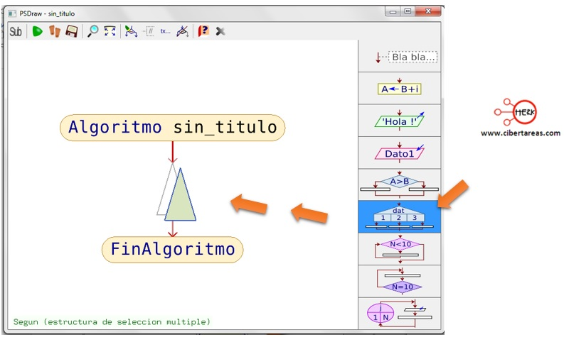 Función segun – Programación 4