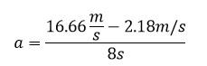 Aceleración – Física 1 14