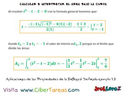 Ejemplos de Aplicaciones de la Integral Definida – Cálculo Integral 2