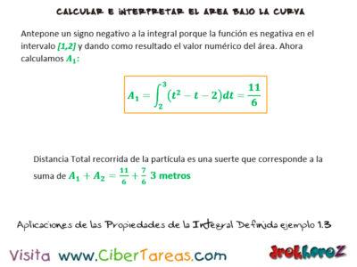 Ejemplos de Aplicaciones de la Integral Definida – Cálculo Integral 3