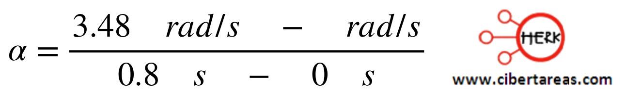 Movimiento circular uniformemente acelerado – Física 1 5