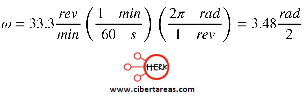 Movimiento circular uniformemente acelerado – Física 1 3