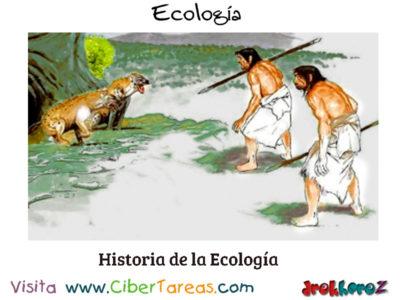Historia y Definición en el Campo de Estudio – Ecología 0