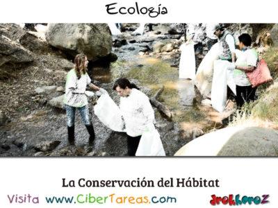 Conservación del Hábitat y los Conceptos Fundamentales – Ecología 0