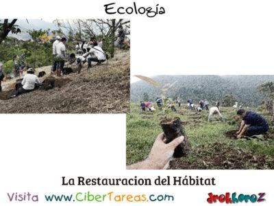 La Restauración del Hábitat en los Conceptos Fundamentales – Ecología 0