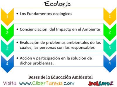 La Educación Ambiental – Ecología 0
