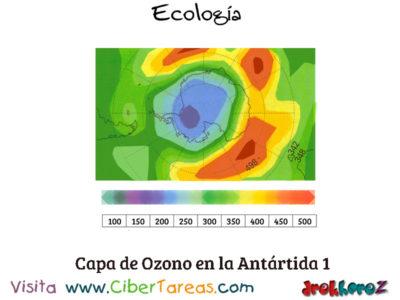 Capa de Ozono en la Antártida en la Biodiversidad en la Biósfera – Ecología 0