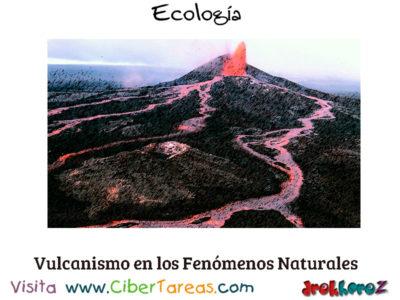 El Vulcanismo en los Fenómenos en la Biósfera – Ecología 0