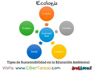 Tipos de Sustentabilidad o Sostenibilidad en la Educación Ambiental – Ecología 0