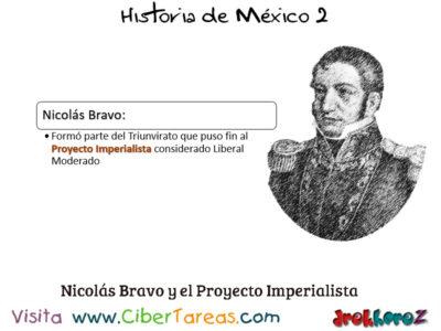 Proyecto Republicano en los Proyectos de Nación Formación de Estado Nación – Historia de México 2 0