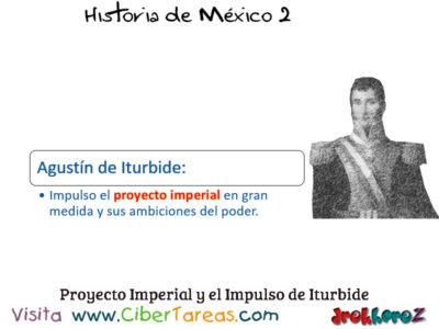 Proyecto Imperial en las ideologías Estado Nación – Historia de México 2 2