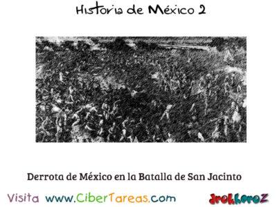 Guerra de Texas 1836 en las Dificultades Internas y Externas para Consolidar – Historia de México 2 1