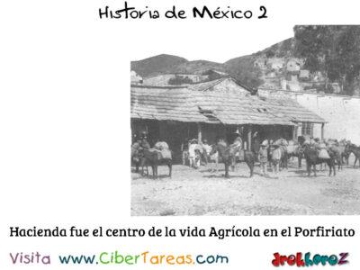 Los Sectores Económicos en el Régimen Porfirista – Historia de México 2 0