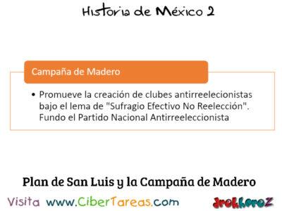 Plan de San Luis en los Antecedentes de la Revolución Mexicana – Historia de México 2 0