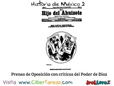 Decadencia del Porfiriato y los movimientos sociales en el final del régimen – Historia de México 2 1