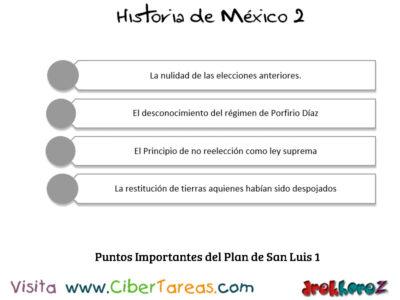 Plan de San Luis en los Antecedentes de la Revolución Mexicana – Historia de México 2 1