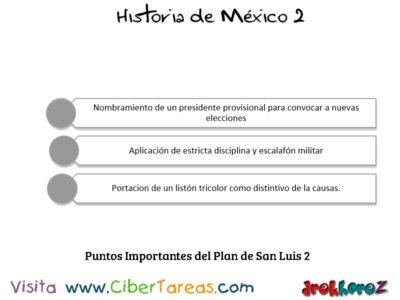 Plan de San Luis en los Antecedentes de la Revolución Mexicana – Historia de México 2 2