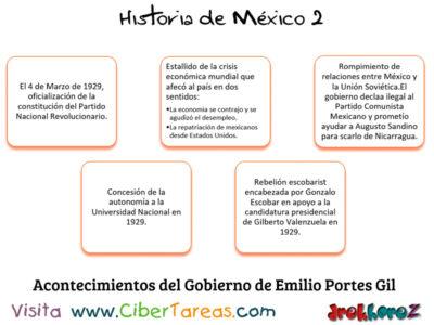 Emilio Portes Gil en el Maximato y la importancia de las instituciones – Historia de México 2 1