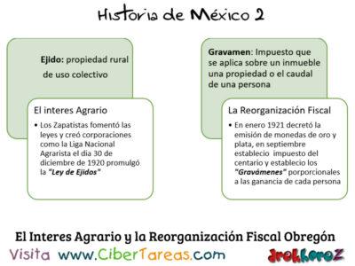 Inicio del Gobierno de Álvaro Obregón en la importancia de las instituciones – Historia de México 2 1