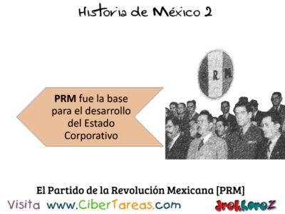 Situación Política Cardenista en la importancia de las instituciones – Historia de México 2 1