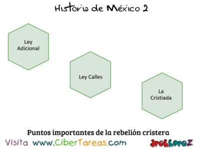 Gobierno de Calles y su Ley en la importancia de las instituciones – Historia de México 2 0