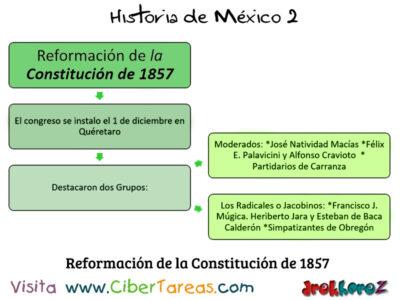 Fundamentos y el Origen de la Constitución de 1917 en las Etapas de la revolución mexicana – Historia de México 2 0