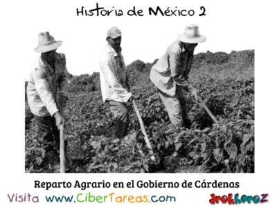 Situación Política Cardenista en la importancia de las instituciones – Historia de México 2 3